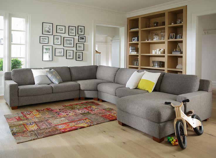 Modular Home Modular Couch Sofa Furniture Plush Couch