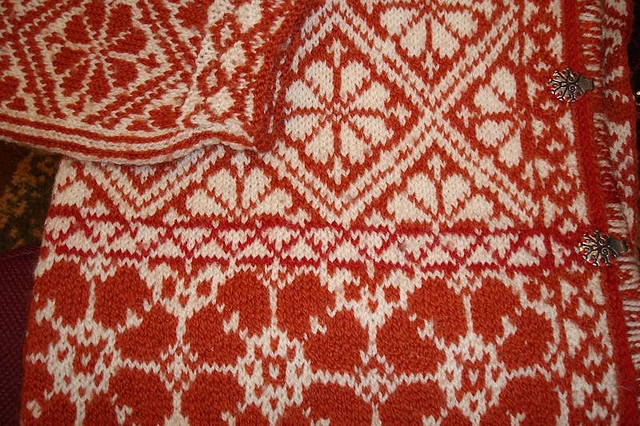Knitting With Two Colors Meg Swansen : Best images about meg swansen on pinterest