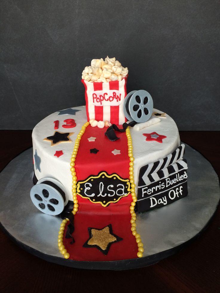 Movie Themed Cake Designs : 15 best Kaitlyn s Birthday images on Pinterest Movie ...