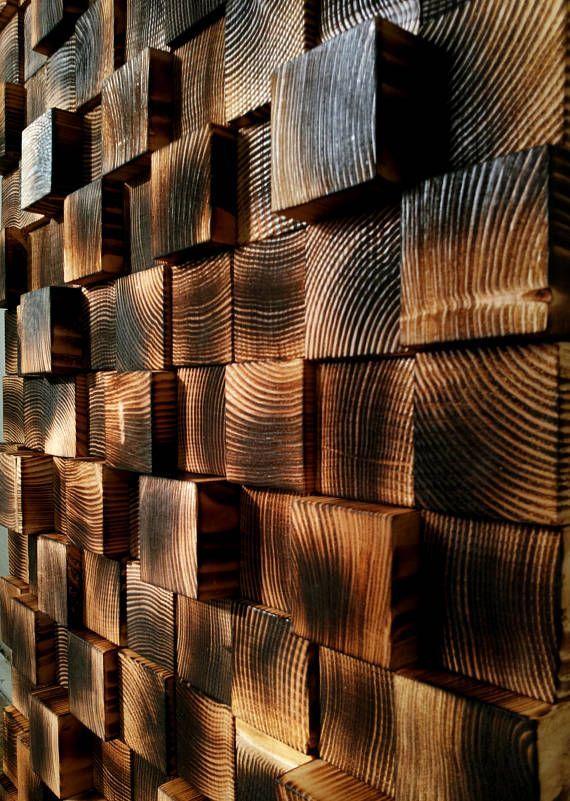 Zurückgefordert Holz Wandkunst, Wand Holz Wandsku…