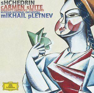 SHCHEDRIN Carmen Suite etc. - Pletnev - Deutsche Grammophon