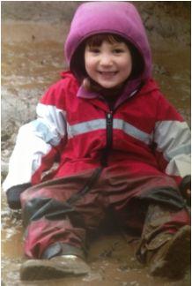 .Cedar Tree Kids Rainsuits