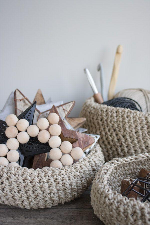 die besten 25 korb h keln ideen auf pinterest diy aufbewahrung korb outlook free und. Black Bedroom Furniture Sets. Home Design Ideas
