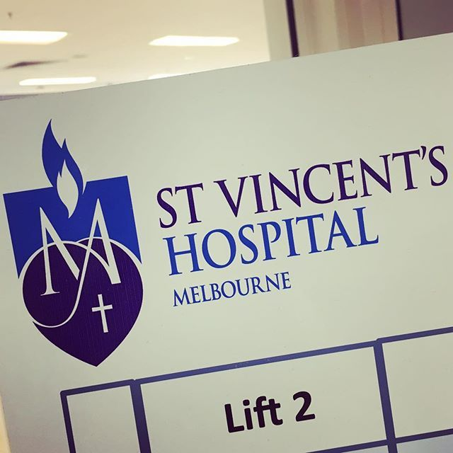 After nearly 8 weeks my sister is on her way home to continue her recovery. Thank you StVincents Hospital we are so grateful for your wonderful care! #luccellomelbourne #stvincentshospitalmelbourne #solucky #thankyou