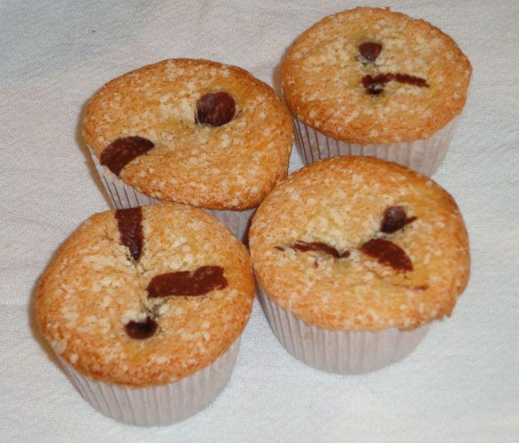 Mini Pão de Ló Grampapa com Chocolate - sem Lactose - Gastronomia sem Glúten - 4cm - apenas R$4,00 - compre já: http://bethnacozinhasemgluten.blogspot.com.br