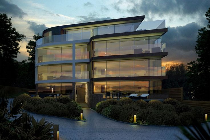 14 Best Sandbanks Penthouse By Wn Interiors Images On