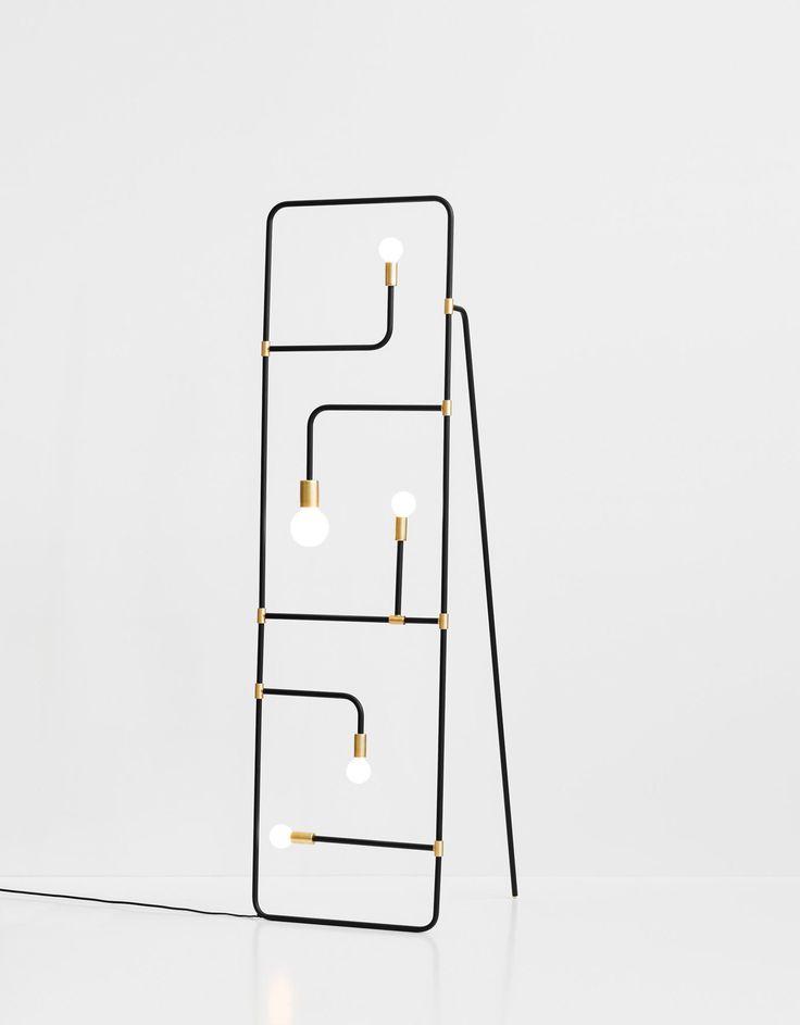LAMBERT ET FILS The Beaubien Floor Lamp Also Looks Great As A Pendant