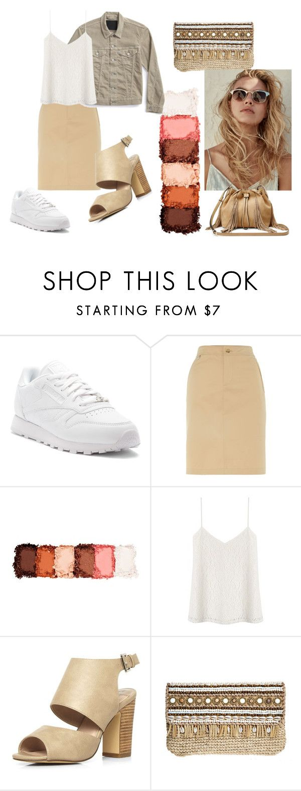 """6446"" by alena-mendesh on Polyvore featuring мода, Reebok, Lauren Ralph Lauren, NYX, Dorothy Perkins, Skemo и Diane Von Furstenberg"