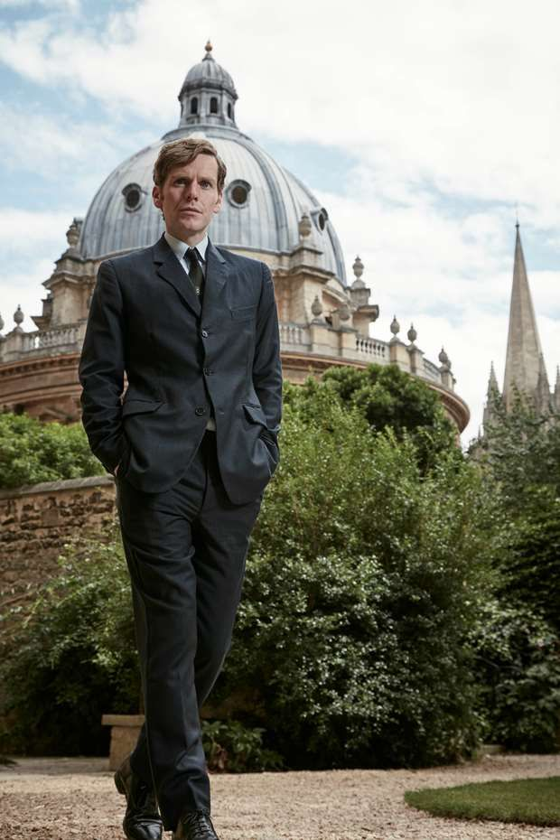 As Morse returns, the star of the hit ITV drama reveals what's next for his career