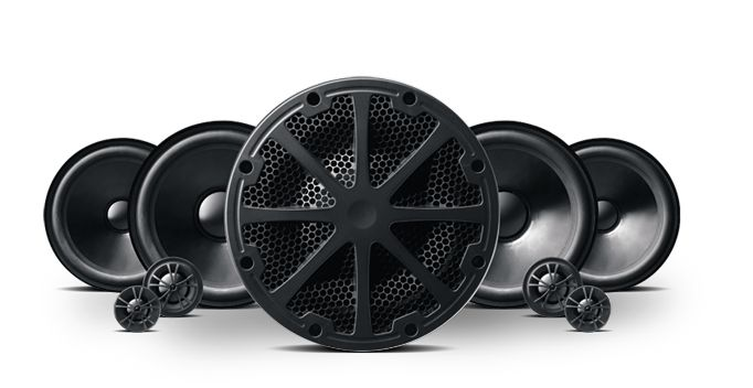 Fender Speakers Used In Vw Beetle Golf Golf Gti Jetta
