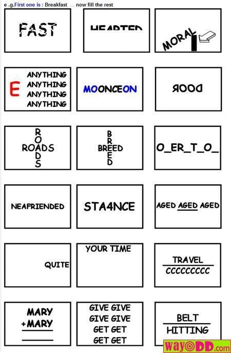 67 best images about brain teasers on Pinterest | Lateral thinking ...