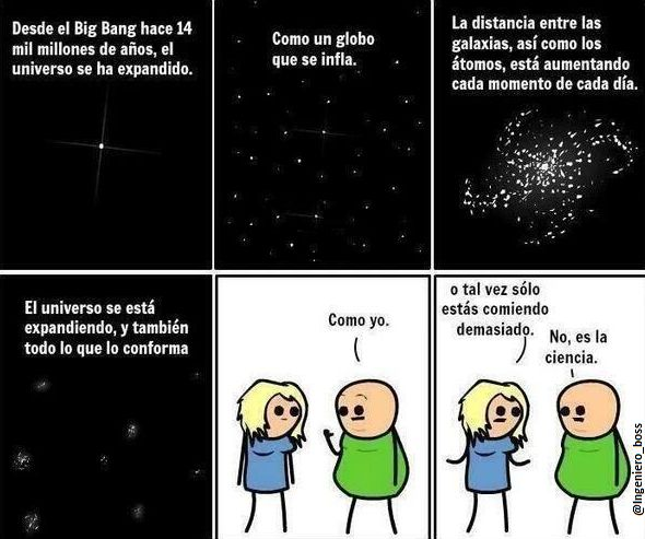 ciencia ✘ El lado oscuro del humor ✘ Memes, Gifs & Rocknroll