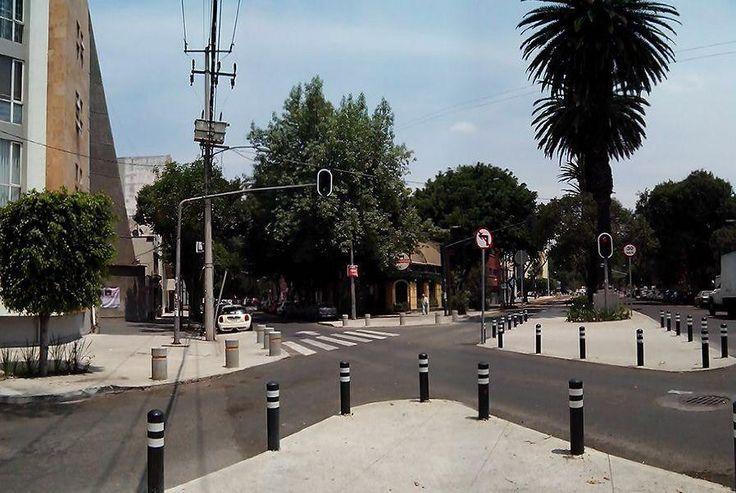 RENUEVAN INFRAESTRUCTURA URBANA Y FOMENTAN MOVILIDAD SEGURA EN ZONA ROMA-CONDESA