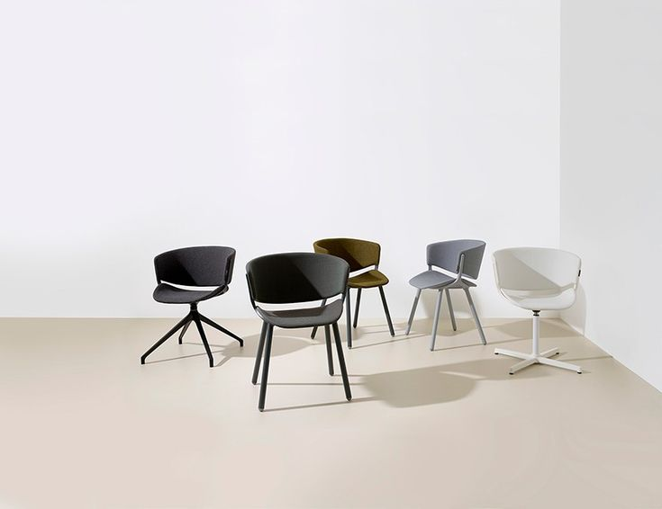 preview of luca nichetto's sustainable phoenix chair for OFFECCT