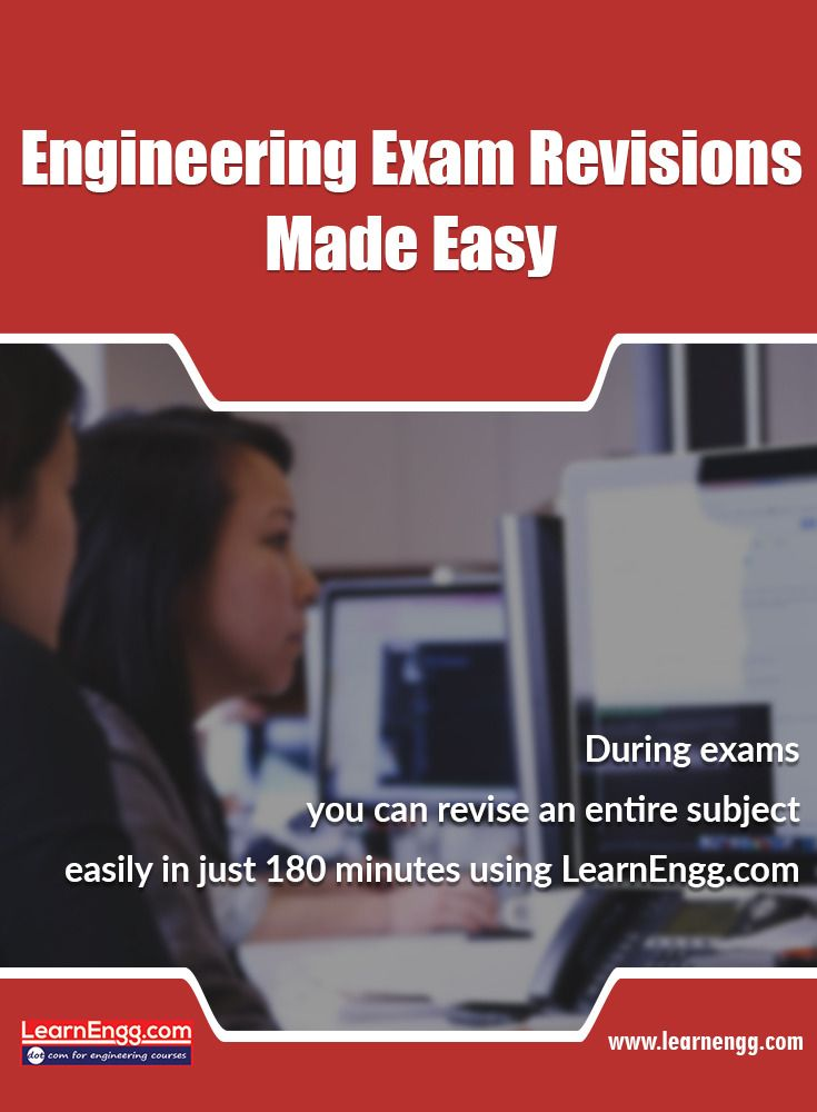 During exams you can revise an entire subject easily in just 180 minutes using LearnEngg.com [Click on the image] #3dm #learnengg #3d