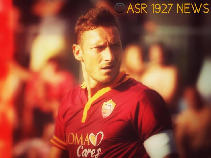 Francesco Totti - AS Roma http://asr1927news.blogspot.it