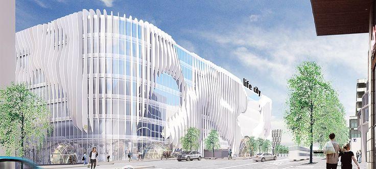 Med Life City vill vi skapa en extraordinär plats och ett nytt centrum för vetenskap och innovation.