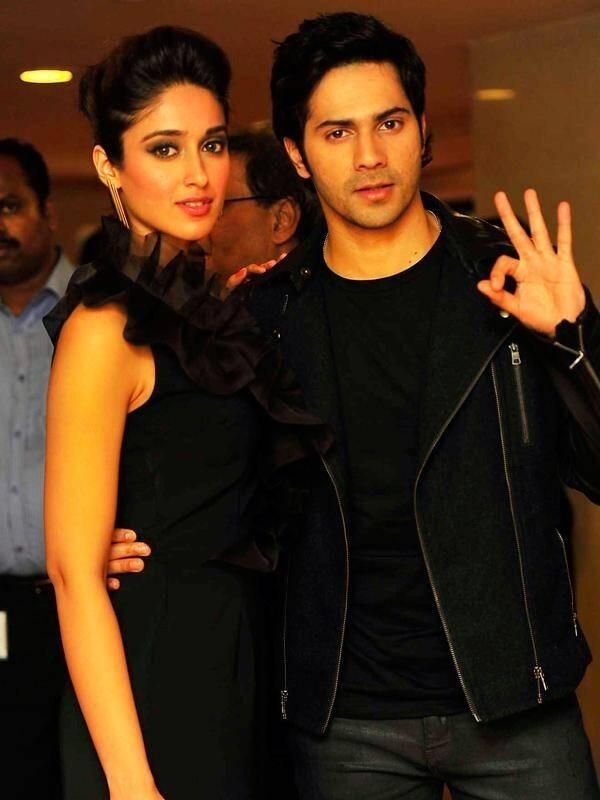 Varun Dhawan and Ileana DCruz