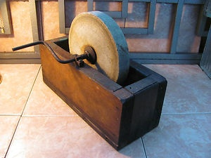 Bandsaw Mill For Sale >> Grinding, Wooden boxes and Primitives on Pinterest