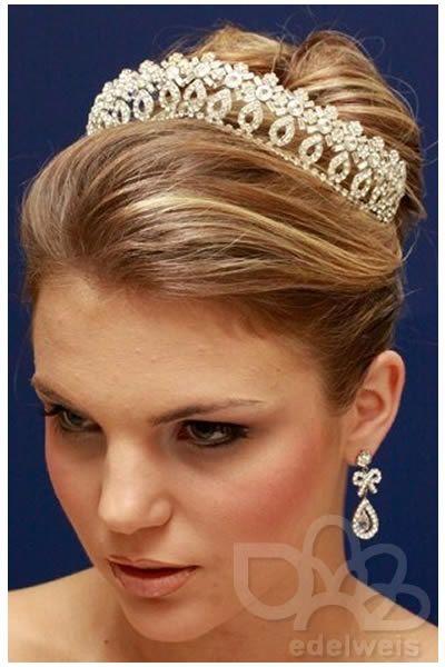 Coroas para noivas