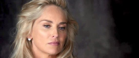 Sharon Stone On Surviving Her Near-Death Experience because of a Brain Aneurysm.