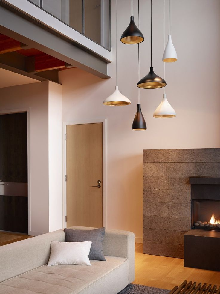 Best Sisustusideed Images On Pinterest Floor Lamps DIY And - Cool suspended lamps shaped like houses