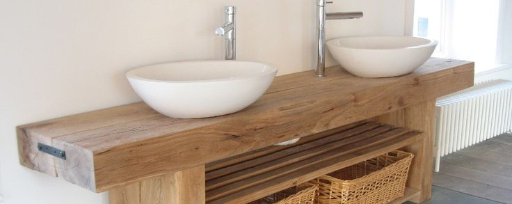 bathroom cabinets sink wooden uk - Google Search