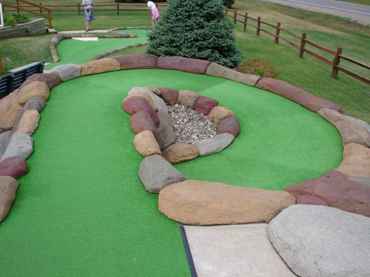 Best Miniature Golf Images On Pinterest Miniature Golf Putt