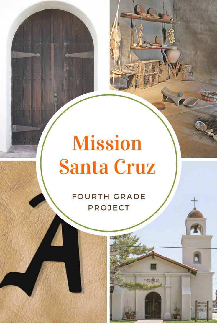 Mission Santa Cruz: A Guide for Visitors and School ...
