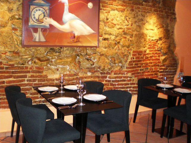 La Tasquita de Enfrente, restaurant de quartier fondé il y a plus de 30 ans qui propose une cuisine de saison élaborée avec d'excellents produits, une touche de créativité et une parfaite technique.  http://lecarnetdemadrid.com/991,la-tasquita-de-enfrente.html