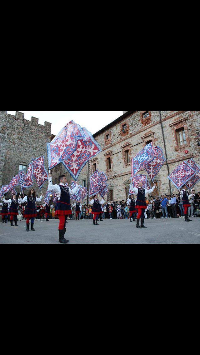 Latavernaalmonte.com  Medieval Autumnsl celebrations Umbria