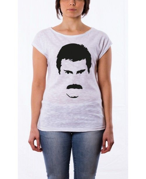 T-Shirt Fiammata Freddie Mercury