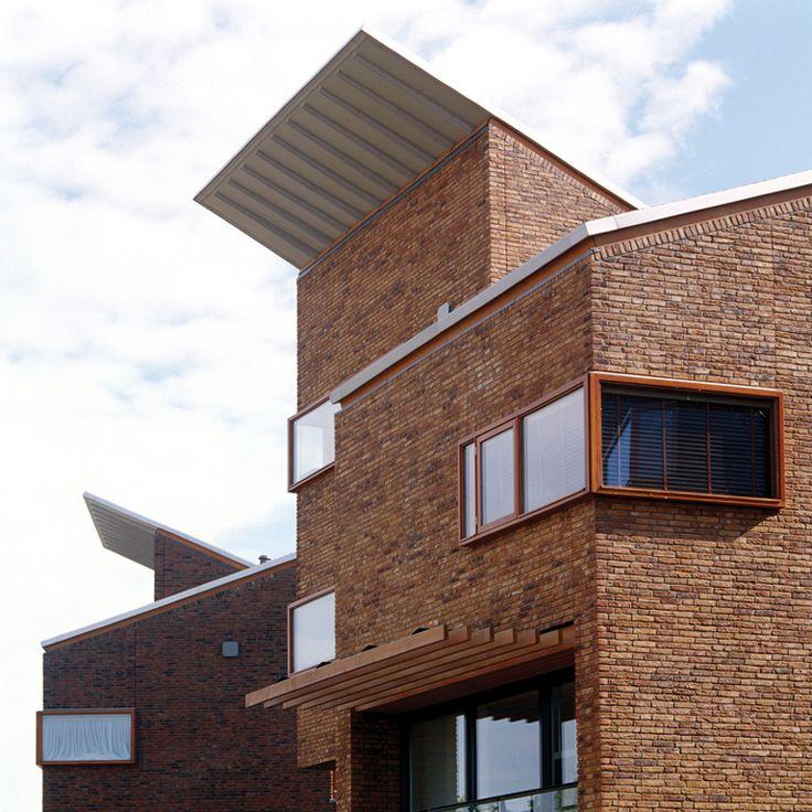Architectonisch ontwerp 40 villa's i.o.v. Proper-Stok Woningen (VHP, gerealiseerd 2003)