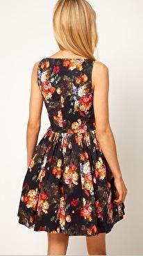 floral print! LOVE!