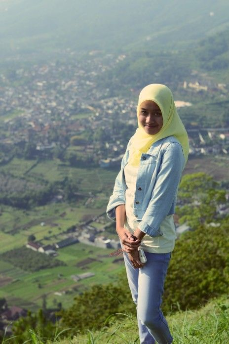 Captured by my bro #nature #indonesia #travel #mountain