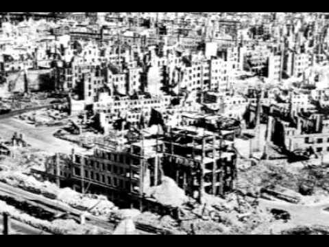 Dresdner Kreuzchor: Wie liegt die Stadt so wüst (Rudolf Mauersberger)