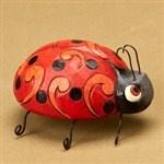 Mini Ladybug Figurine from Miniatures - Jim Shore Store