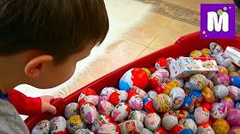 Тачки Дисней огромное яйцо с сюрпризом открываем игрушки Giant surprise egg Disney CARS toys - YouTube