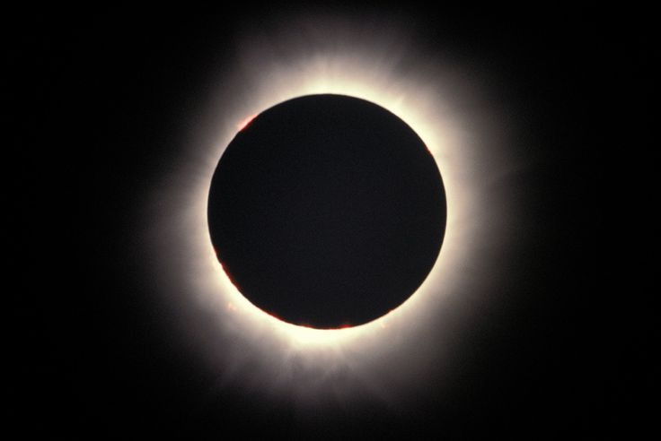 Total Solar Eclipse of 1979