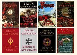 Outlander Series by Diana Gabaldon ~ My very, very favorites!