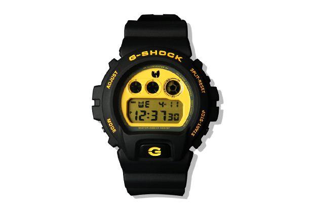 Wu-Tang x G-Shock DW-6900 #gshock #WuTang #DW6900