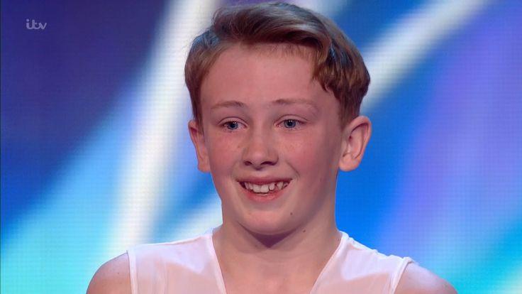 Jack Higgins - Britain's Got Talent 2016 Audition week 2