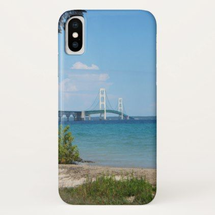 Mackinac Bridge Phone Case - summer gifts season diy template ideas