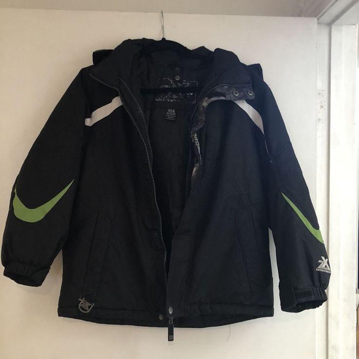 Zeroxposur Boys Winter Jacket Sz 10-12 Medium Snow Ski Jacket  #ZeroXposur #SkiJacket #Everyday