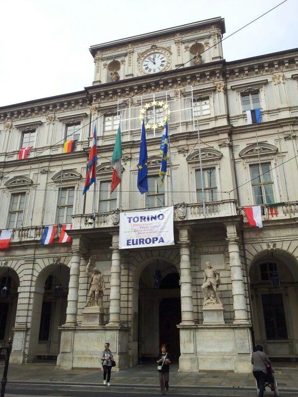 Settimana della Cultura dal 20 al 28 settembre 2014. TORINO EUROPA www.comune.torino.it/benvenutaeuropa/programma.pdf