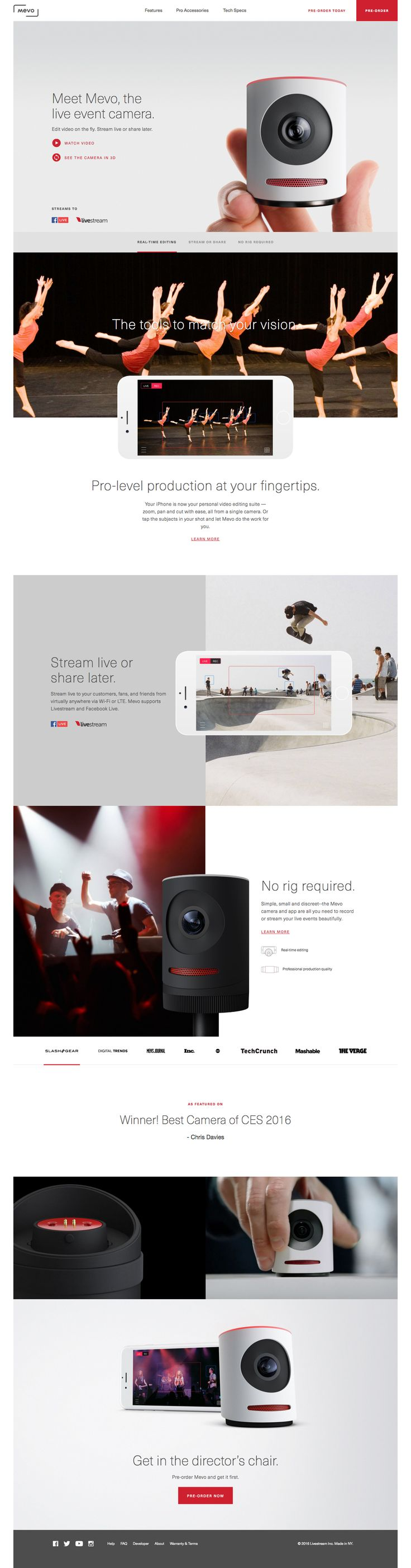 MEVO #web #design