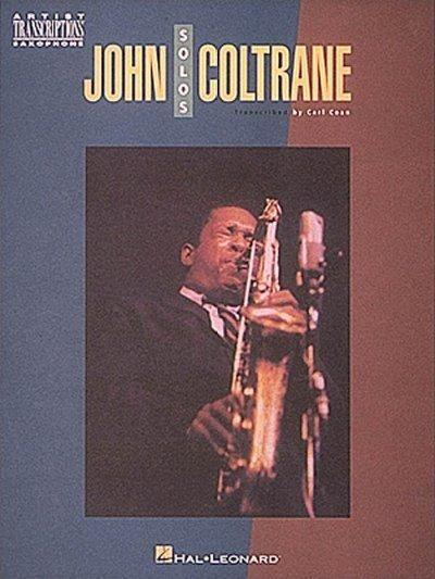 John Coltrane: Solos : Saxophone