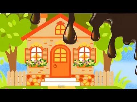 El patio de mi casa es particular, canción infantil, música para niños