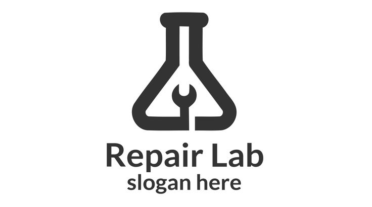 Message Lab Logo - Logos & Graphics