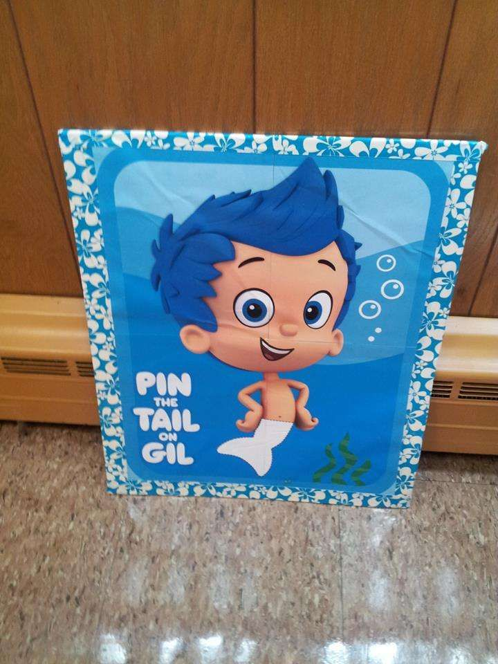 Bubble Guppies Birthday Party Ideas | Photo 1 of 60 | Catch My Party